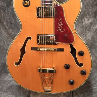 Epiphone Joe Pass Emperor II 2003 Natural for sale
