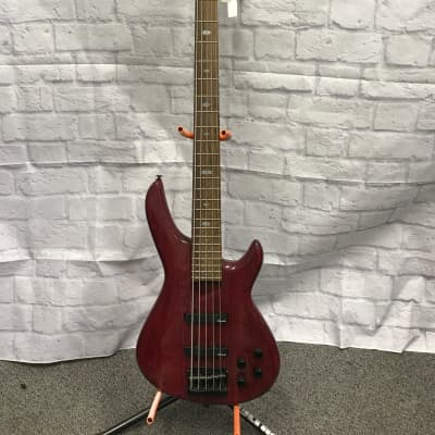 Aria Pro II Avante Series Translucent Red for sale