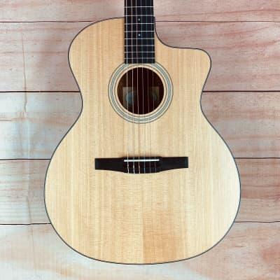 2019 Taylor 114ce-N LTD Ovangkol Acoustic-Electric Ovankol Limited