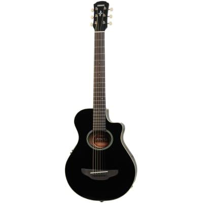 Yamaha APX T2 BL Black guitare folk électro-acoustique for sale