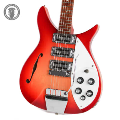 1967 Rickenbacker Rickenbacker 325 Rose Morris Model 1996 in Fireglo for sale