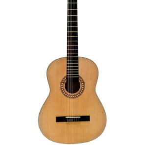 Beaver Creek BCTC901 Full-Size Classical Acoustic Guitar (Natural) for sale