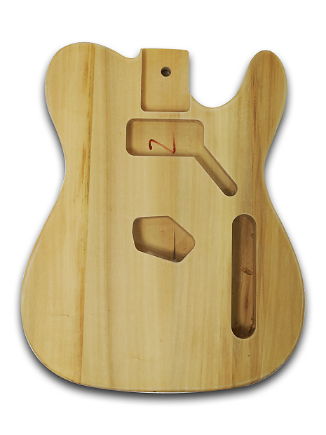 electric guitar body for telecaster guitar bass wood made reverb. Black Bedroom Furniture Sets. Home Design Ideas