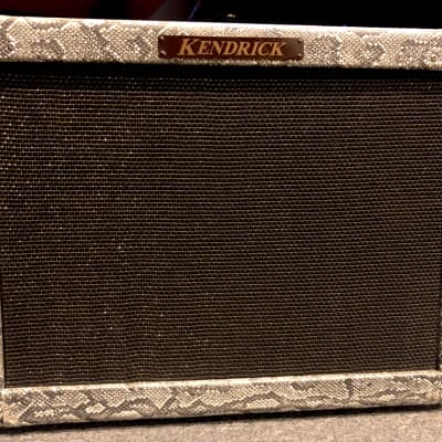 Kendrick Gig Rig (?) Hand-wired with Snakeskin Tolex for sale