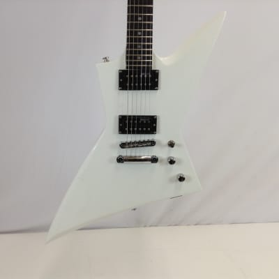 LTD EX-50 Electric Guitar White *WEAR* for sale