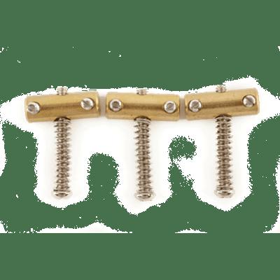 Fender Vintage Tele Saddles Kit