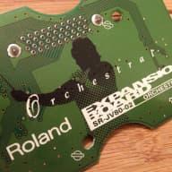 Roland SR-JV80-02 Orchestral Expansion Board JV/XV Series 1080/2080/3080/5080/990