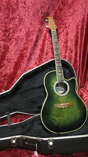 Ovation celebrity model cc 48