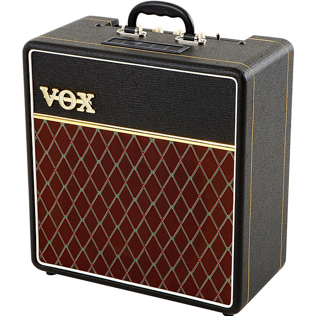 vox ac4c1 12 4 watt all tube 1x12 combo amplifier reverb. Black Bedroom Furniture Sets. Home Design Ideas