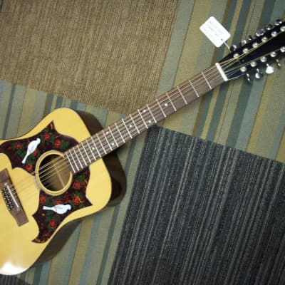 Double Dove 12-String Acoustic Early 70's Natural for sale