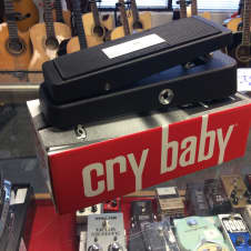 Dunlop Cry Baby Wah (Store demo/floor model)