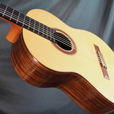 Kim Lissarrague Traditional 2004 Classical guitar for sale