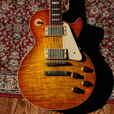 Gibson Custom Shop Historic Collection 40th Anniversary '59 Les Paul Standard Reissue