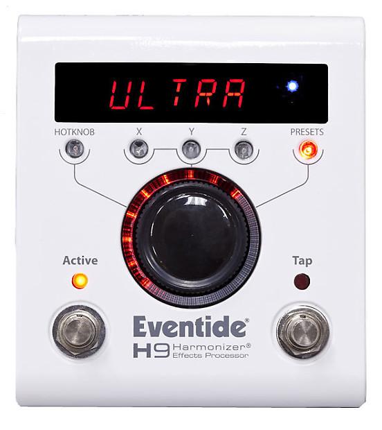 eventide h9 harmonizer multi effects pedal calistro music reverb. Black Bedroom Furniture Sets. Home Design Ideas