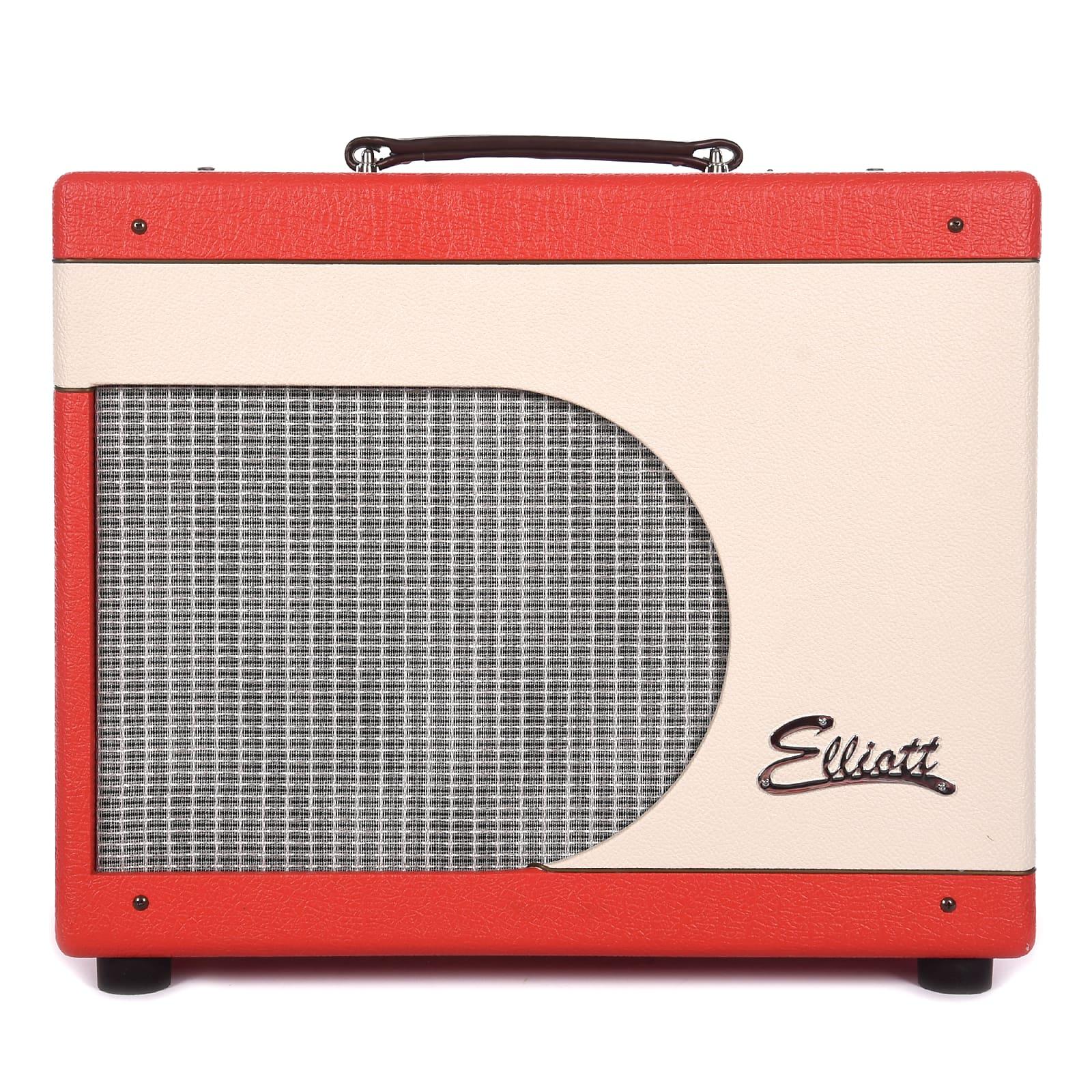 Elliott Veralux 1x12 Combo Amp Red/White 18W