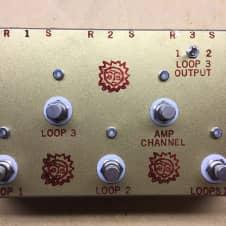 Analogman Custom Effects Loop Switcher