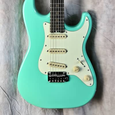 Schecter Nick Johnston Traditional 2019 Atomic Green for sale