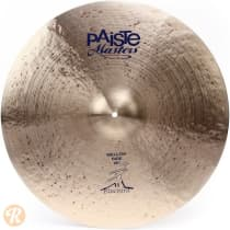 """Paiste 20"""" Masters Mellow Ride 2010s Traditional image"""