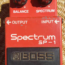 Boss SP-1 Spectrum 1978
