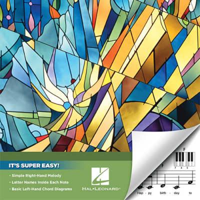 Hal Leonard Hymns – Super Easy Songbook