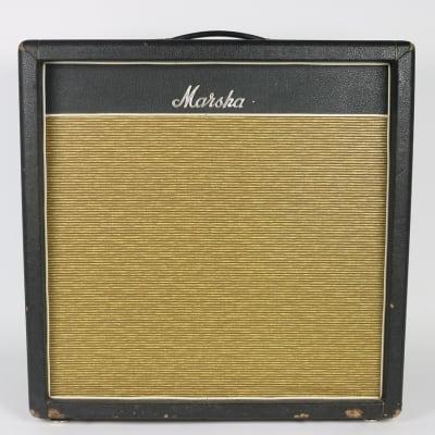 """Marshall JTM45 MK IV Model 1961 2-Channel 35-Watt 4x10"""" Guitar Combo 1964 - 1966"""