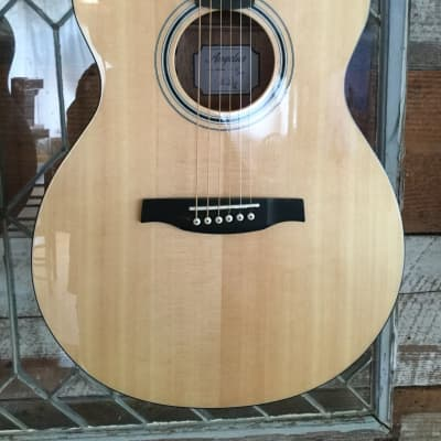 Paul Reed Smith SE AX20E Solid Spruce/Mahogany Angelus Cutaway with Fishman GT1 Electronics Natural 2018 for sale