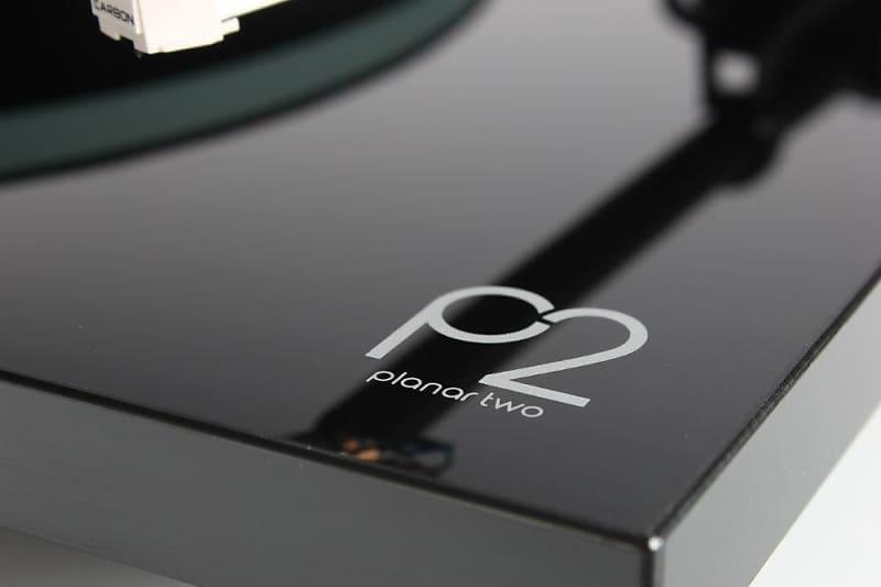 Giradischi Planar 2/ nero. Rega High End Rega Carbon MM-pick-up modello 2016