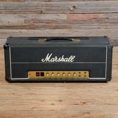 Marshall JMP 1992 MK II Super Bass 2-Channel 100-Watt Guitar / Bass Amp Head 1975 - 1981