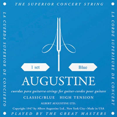 Augustine Nylon Guitar Strings - High Tension