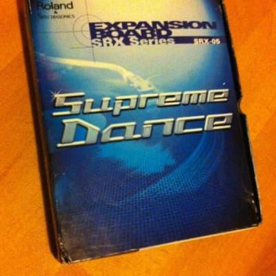 Boîte Roland SRX-05 Supreme Dance (Box)