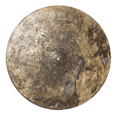 """Dream Cymbals 24"""" Limited Edition 10th Anniversary Small Bell Flat Ride Cymbal"""