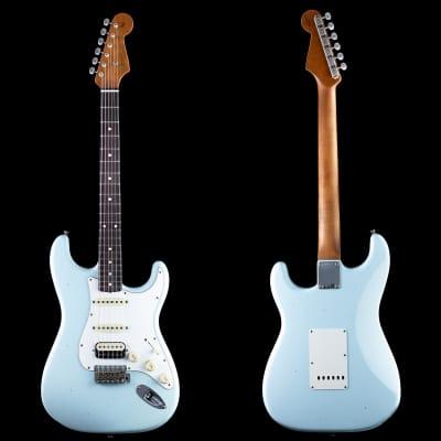 Fender Custom Shop 1964 Stratocaster, Lark Custom - Sonic Blue (919) for sale