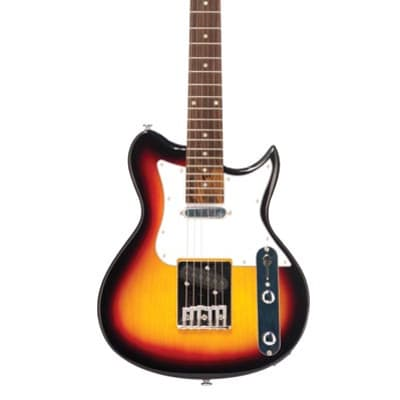 Monterey MDE-34 Traveler Electric Guitar for sale