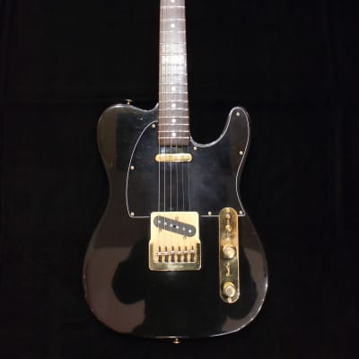 Fender Telecaster  Collectors Edition 1981 Black and Gold for sale
