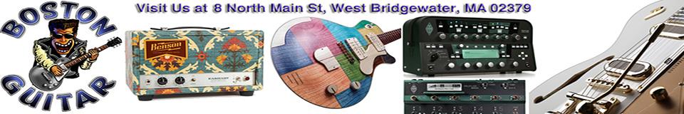Boston Guitar