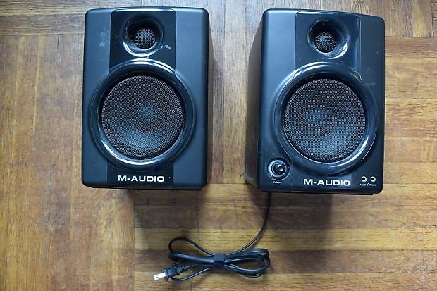 M-Audio AV 40 Studio Monitors | edmund