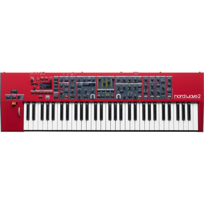 Nord Wave 2 4-Part Performance Synthesizer