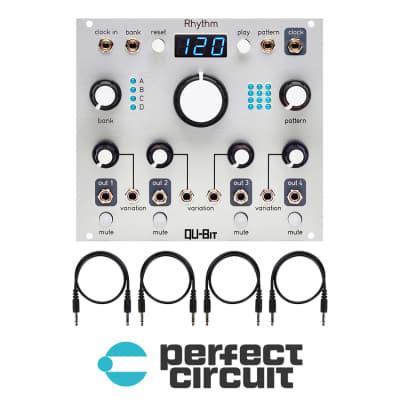Qu-Bit Electronix Rhythm Trigger Sequencer