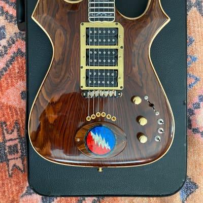 Phiga Jerry Garcia Bolt Guitar  Phiga Bolt  Natural