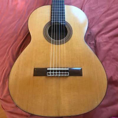 Bruno Boutin Cedar Top Classical Guitar 2005 natural for sale