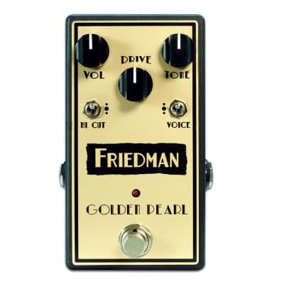 Friedman Golden Pearl Overdrive for sale
