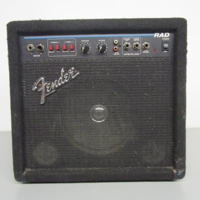 "Fender R.A.D. 20-Watt 1x8"" Guitar Practice Amp 1990 - 1996"