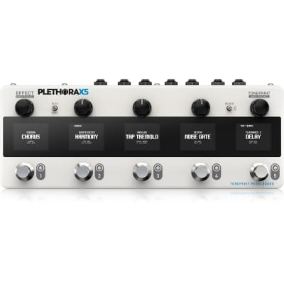 TC Electronic Plethora X5 Multi Effect for sale