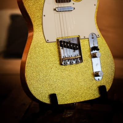 Nash T-63 Gold Sparkle