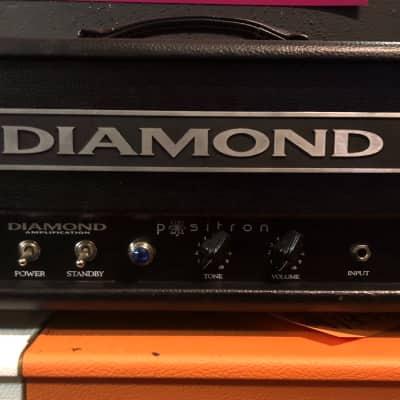Diamond Positron Blankinship 2016 Black Tolex for sale