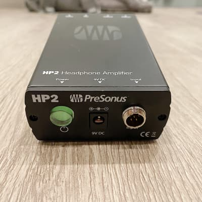 PreSonus HP2 Stereo Headphone Amplifier