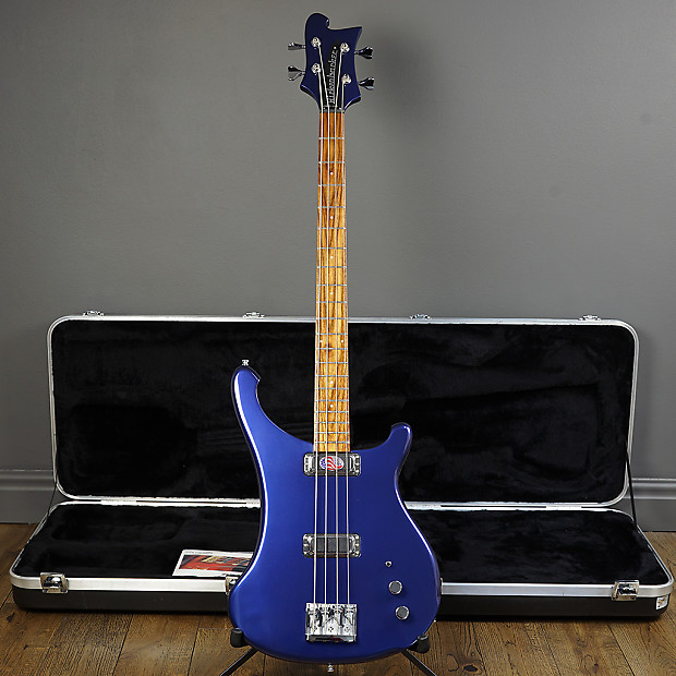 rickenbacker 4004l laredo midnite blue nicks guitars reverb. Black Bedroom Furniture Sets. Home Design Ideas