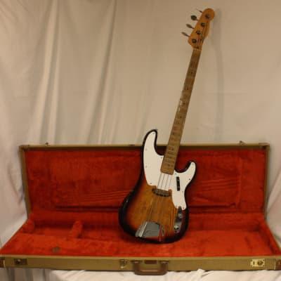 Fender Telecaster Bass 1968 Sunburst for sale