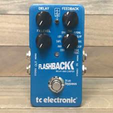 TC Electronic Flashback Delay Blue
