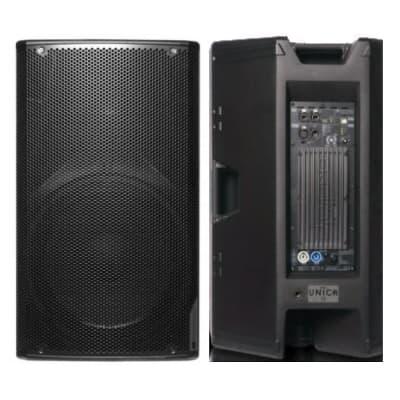 dB Technologies OPERA-UNICA-15 Class D DigiproG3 2-Way Active Speaker - Single Speaker